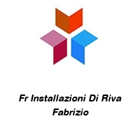 Fr Installazioni Di Riva Fabrizio