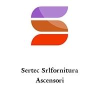Sertec Srlfornitura Ascensori