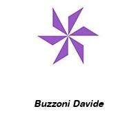 Buzzoni Davide
