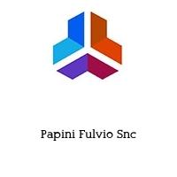 Papini Fulvio Snc