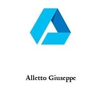 Alletto Giuseppe