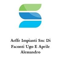 Aeffe Impianti Snc Di Faconti Ugo E Aprile Alessandro