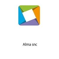 Alma snc