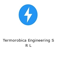 Termorobica Engineering S R L