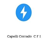 Capelli Corrado  C F I