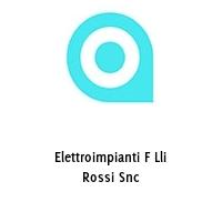 Elettroimpianti F Lli Rossi Snc