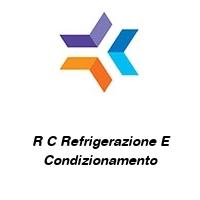 R C Refrigerazione E Condizionamento