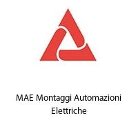 MAE Montaggi Automazioni Elettriche