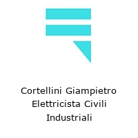 Cortellini Giampietro Elettricista Civili Industriali