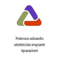 Potenza odoardo elettricista impianti riparazioni