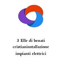 3 Elle di benati cristianinstallazione impianti elettrici