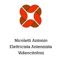 Nicoletti Antonio Elettricista Antennista Videocitofoni