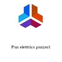 Pan elettrica panzeri