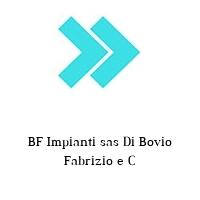 BF Impianti sas Di Bovio Fabrizio e C