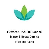 Elettrica 2 BSNC Di Bonomi Marco E Bocca Corsico Piccolino Carlo