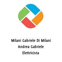 Milani Gabriele Di Milani Andrea Gabriele Elettricista