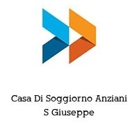 Casa Di Soggiorno Anziani S Giuseppe