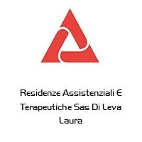 Residenze Assistenziali E Terapeutiche Sas Di Leva Laura