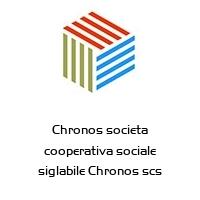 Chronos societa cooperativa sociale siglabile Chronos scs