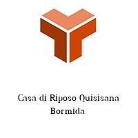 Casa di Riposo Quisisana Bormida