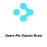 Opera PIa Ospizio Buzzi