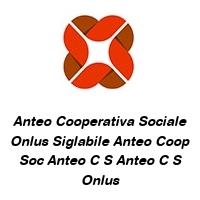 Anteo Cooperativa Sociale Onlus Siglabile Anteo Coop Soc Anteo C S Anteo C S Onlus
