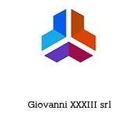 Giovanni XXXIII srl
