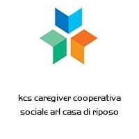 kcs caregiver cooperativa sociale arl casa di riposo