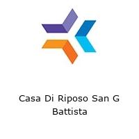 Casa Di Riposo San G Battista