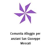 Comunita Alloggio per anziani San Giuseppe Moscati