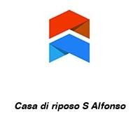 Casa di riposo S Alfonso