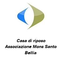 Casa di riposo Associazione Mons Santo Bellia