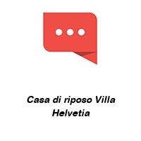 Casa di riposo Villa Helvetia