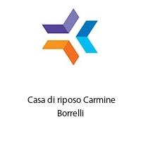 Casa di riposo Carmine Borrelli