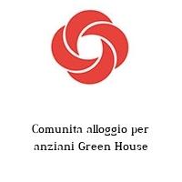 Comunita alloggio per anziani Green House