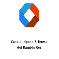Casa di riposo S Teresa del Bambin Ges