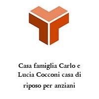 Casa famiglia Carlo e Lucia Cocconi casa di riposo per anziani