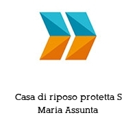 Casa di riposo protetta S Maria Assunta