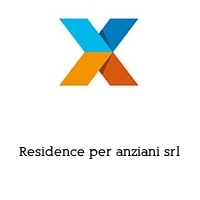 Residence per anziani srl