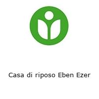 Casa di riposo Eben Ezer