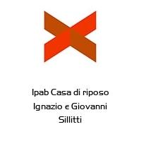Ipab Casa di riposo Ignazio e Giovanni Sillitti