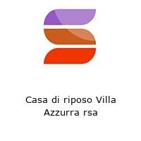 Casa di riposo Villa Azzurra rsa