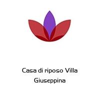 Casa di riposo Villa Giuseppina