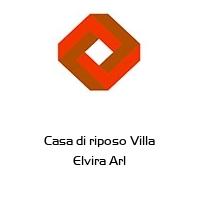 Casa di riposo Villa Elvira Arl