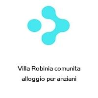Villa Robinia comunita alloggio per anziani