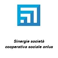 Sinergie società cooperativa sociale onlus