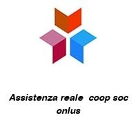 Assistenza reale  coop soc onlus