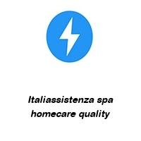 Italiassistenza spa homecare quality
