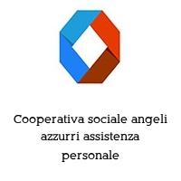 Cooperativa sociale angeli azzurri assistenza personale