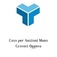 Casa per Anziani Mons Craveri Oggero